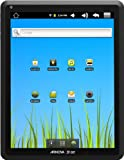 Arnova 9 G2 Tablet 8GB, 24,6cm (9.7Zoll) kap.5Point IPS Multitouch (1024×768), Android 2.3, 1GHz, WiFi, 3Gfähig, microSDHC, Cam
