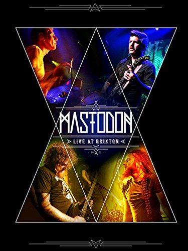 Mastodon Live at Brixton