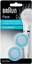 Comprar Braun Face 80-e - Cepillo de recambio exfoliante, para la limpieza profunda de los poros