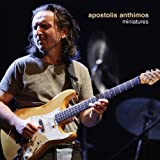 MINIATURES by ANTHIMOS, APOSTOLIS (2009-01-20)