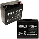 2x Pack - Sterling Battery H17-12