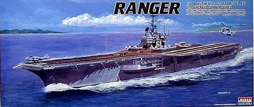 Buy U.S.S. Ranger CV-61 1-800 by Arii