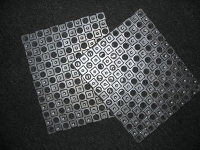 "Grill Pro Gas Grill Aluminum Smoker Vaporizing Heat Plates 22"" x 13"""