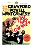 Last of Mrs. Cheyney, The (1937)