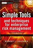 img - for Simple Tools and Techniques for Enterprise Risk Management book / textbook / text book
