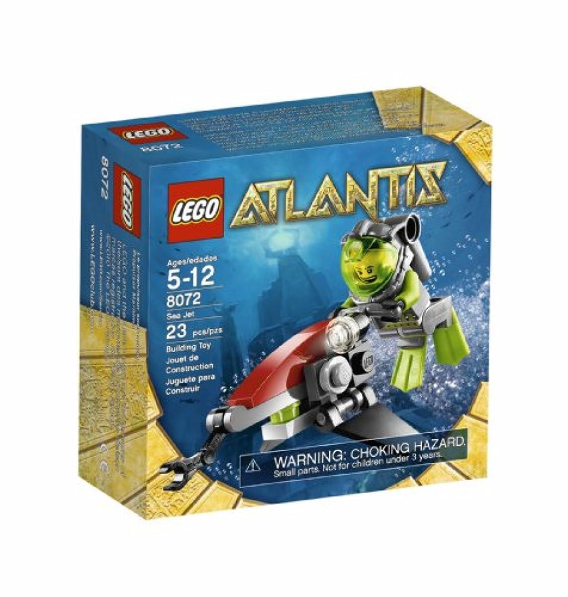 [해외] LEGO 8072 SEA JET 레고 아틀란티스 C제트