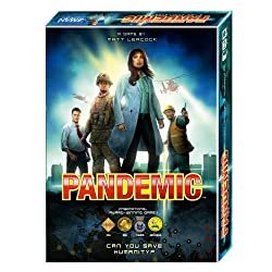 [Best price] Games - Pandemic Board Game - toys-games