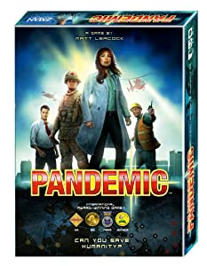 Z-Man Games Pandemic - 2nd Edition