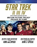Star Trek: Motion Picture Trilogy [Bl...