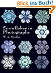 Snowflakes in Photographs (Dover Pict...