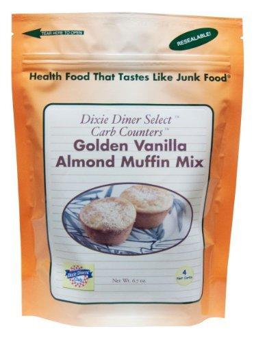 Dixie Carb Counters Strawberry Cream Muffin Mix by Dixie Carb Counters (Carb Counters Muffin Mix compare prices)