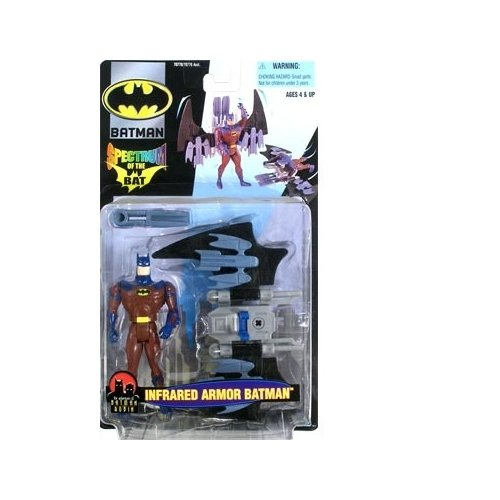 Batman: Spectrum of the Bat Infrared Armor Batman Action Figure