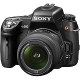 Sony DSLRA580 DSLR Camera Body Only (Black)