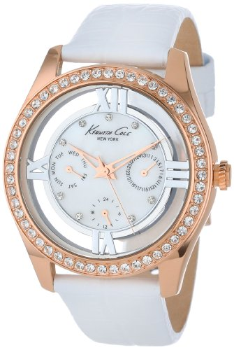 kenneth-cole-new-york-womens-kc2794-transparency-white-multi-function-floating-stone-dial-rose-watch