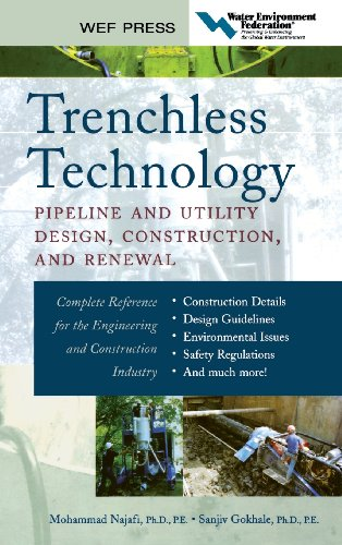 Trenchless Technology : Pipeline and Utility Design, Construction, and Renewal - McGraw-Hill Professional - 0071422668 - ISBN: 0071422668 - ISBN-13: 9780071422666