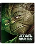 Star Wars: Attack of the Clones Limited Edition Steel Book (Bilingual) [Blu-ray]