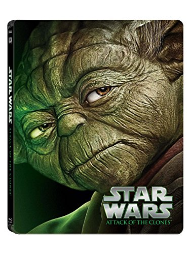 Star Wars: Episode II - Attack of the Clones Steelbook [Blu-ray]