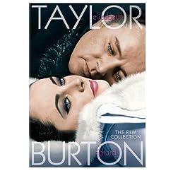 Elizabeth Taylor & Richard Burton Film Collection