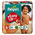 Pampers Easy up Gr.6 Extra Large 16+ kg Sparpack, 4x24 St�ck