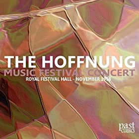 The Hoffnung Music Festival Concert