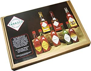 Tabasco Ultimate Flavor Large Gift Box by Tabasco