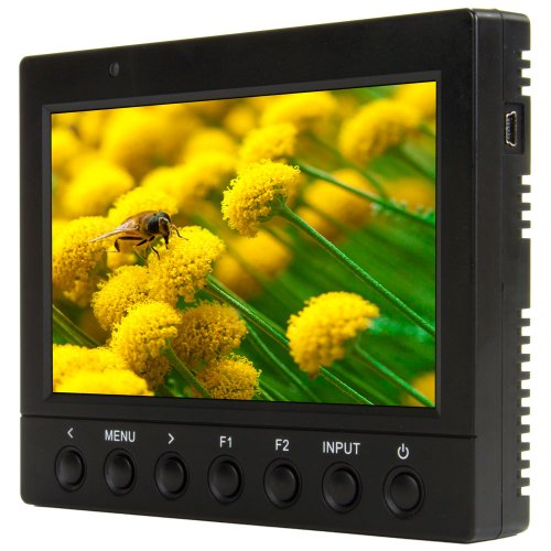 Ikan Corporation Vk5-Su 5.6-Inch Hd Lcd Monitor With Sony Battery Plate (Black)