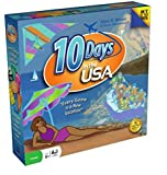 Out of the Box Games 1021 10 Days in the USA