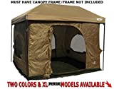 Standing Room 100 hanging Family/Cabin Camping Tent