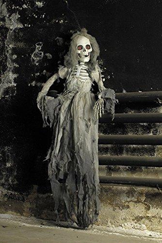 Geisterbraut Halloween Deko 165 cm