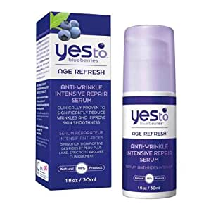 Yes To Blueberries Sérum Réparateur Intensif Anti Rides 30 ml