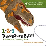 img - for 1-2-3 Dinosaurs Bite: A Prehistoric Counting Book book / textbook / text book