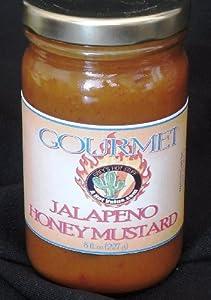 Jalapeno Honey Mustard, Gary's Hot Stuff®, Gourmet