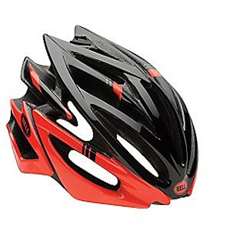 Bell Volt RL Black Infrared Hero Road Bike Helmet Size Large