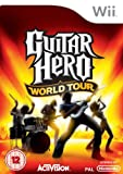 echange, troc Guitar Hero World Tour - Game Only (Wii) [import anglais]