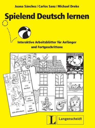 Download Spielend Deutsch lernen: Interaktive Arbeitsblätter für ...