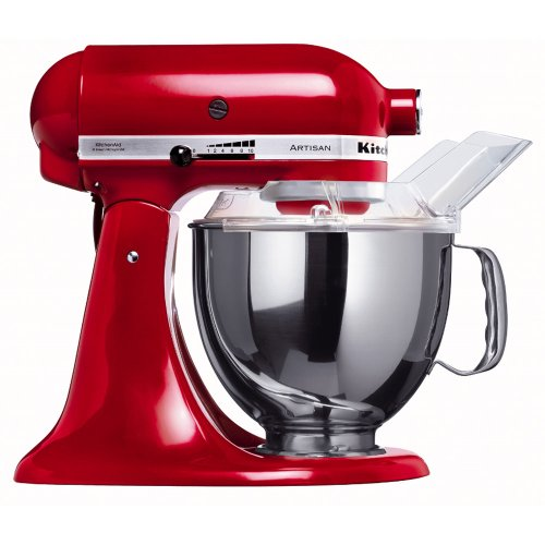Kitchen Aid 5Ksm150 Stand Mixer Empire Red- 220 Volts Only! Will Not Work In The Usa front-449846