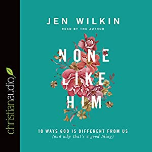 None Like Him Audiobook