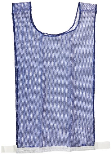 Sportime Scrimme Pinnie - Full Size - Blue - 1