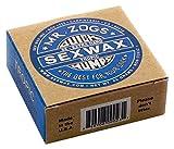 SEXWAX(セックスワックス) サーフィン用 ワックス QUICK HUMPS 6X ブルー 000231