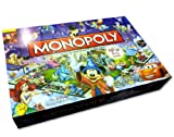Disney Monopoly Game 3rd Edition