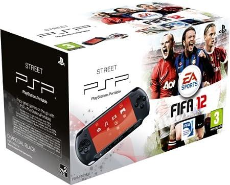 PSP - Console E1004 + FIFA 12 [Bundle]