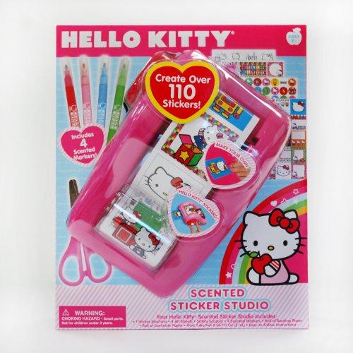 Hello Kitty Sticker Machine