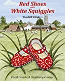 Red Shoes with White Squiggles (Woodhill Whiskers)