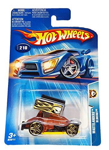 Hot Wheels 2004 Wastelanders Slideout #210 - 1