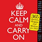 Keep Calm and Carry on Page-A-Day Cal...