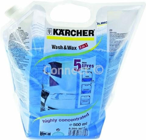 karcher-wash-wax-500ml-pouches-karcher-consumable-makes-5-litres-of-detergent