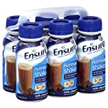 Ensure Nutrition Shake, Milk Chocolate, 6 - 8 fl oz (237 ml) bottles