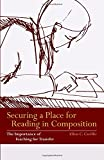 Securing a Place for Reading in Composition: The Importance of Teaching for Transfer