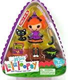Lalaloopsy Exclusive 3 Inch Mini Figure with Accessories Candy Broomsticks
