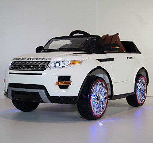 RANGE ROVER STYLE RIDE ON TOY CAR WITH REMOTE CONTROL (Range Rover Baby compare prices)
